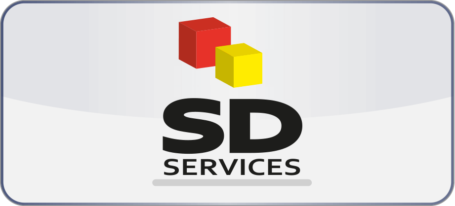 Logo SD services